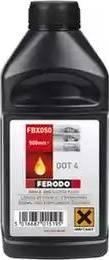 Ferodo FBX050 - Тормозная жидкость car-mod.com