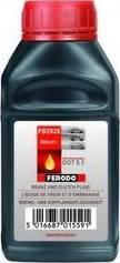 Ferodo FBZ025 - Тормозная жидкость avtokuzovplus.com.ua