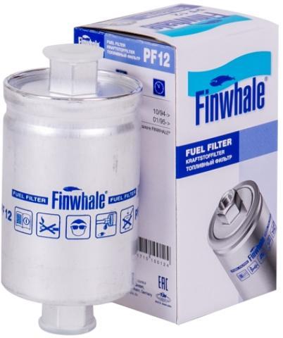 Finwhale PF12 - Паливний фільтр autocars.com.ua