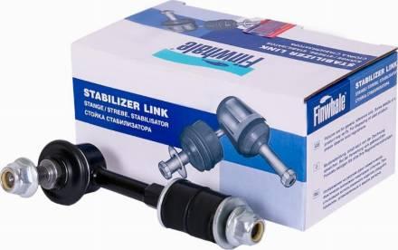 Finwhale SL610 - Стабилизатор, ходовая часть autodnr.net