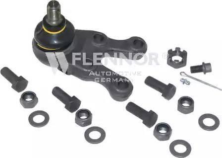 Flennor FL107-D - Шаровая опора, несущий / направляющий шарнир car-mod.com