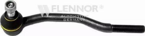 Flennor FL257-B - Наконечник рулевой тяги, шарнир car-mod.com