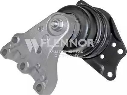 Flennor FL4440-J - Подушка, підвіска двигуна autocars.com.ua