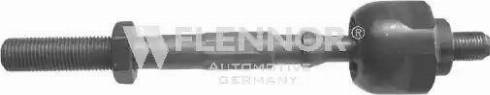 Flennor FL453-C - Осевой шарнир, рулевая тяга autodnr.net
