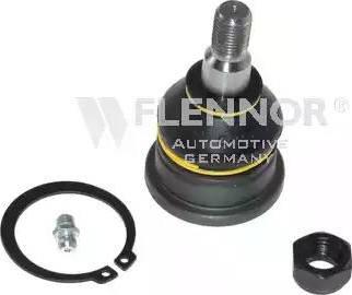 Flennor FL613-D - Шаровая опора, несущий / направляющий шарнир car-mod.com