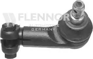Flennor FL864-B - Наконечник рулевой тяги, шарнир car-mod.com