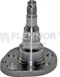 Flennor FRW090032 - Маточина колеса autocars.com.ua