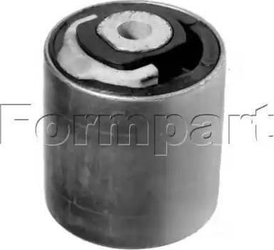 Formpart 1100034 - Сайлентблок, рычаг подвески колеса car-mod.com