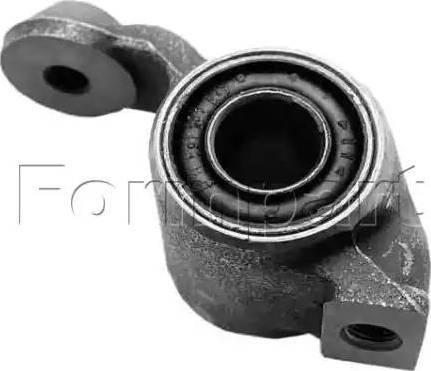 Formpart 1300017 - Сайлентблок, рычаг подвески колеса car-mod.com