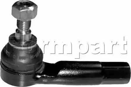 Formpart 2902020 - Наконечник рульової тяги, кульовий шарнір autocars.com.ua