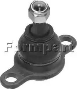 Formpart 2904029-XL - Шаровая опора, несущий / направляющий шарнир car-mod.com