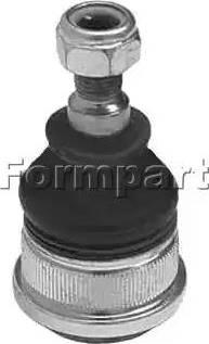 Formpart 3903000 - Шаровая опора, несущий / направляющий шарнир car-mod.com
