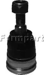 Formpart 3903006 - Шаровая опора, несущий / направляющий шарнир car-mod.com