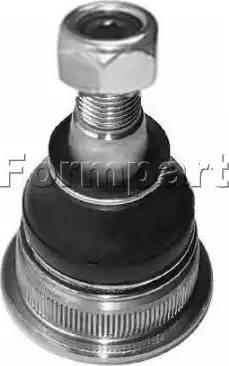 Formpart 4103021 - Шаровая опора, несущий / направляющий шарнир car-mod.com