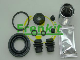 Frenkit 238813 - Ремкомплект, тормозной суппорт avtokuzovplus.com.ua