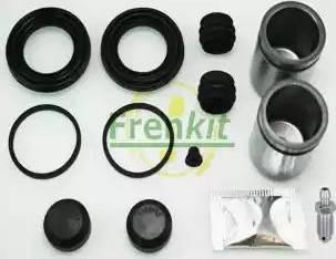Frenkit 244918 - Ремкомплект, тормозной суппорт avtokuzovplus.com.ua