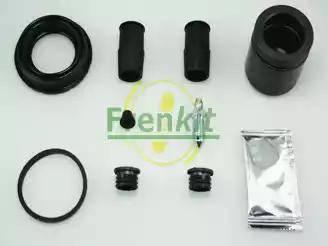 Frenkit 244924 - Ремкомплект, тормозной суппорт avtokuzovplus.com.ua