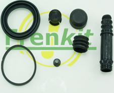 Frenkit 252016 - Ремкомплект, тормозной суппорт avtokuzovplus.com.ua