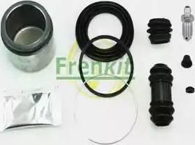 Frenkit 254938 - Ремкомплект, тормозной суппорт avtokuzovplus.com.ua