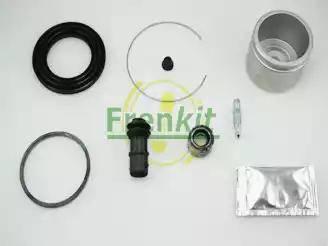 Frenkit 254988 - Ремкомплект, тормозной суппорт avtokuzovplus.com.ua