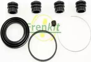 Frenkit 257021 - Ремкомплект, тормозной суппорт avtokuzovplus.com.ua