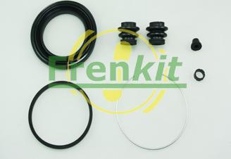 Frenkit 260078 - Ремкомплект, тормозной суппорт avtokuzovplus.com.ua