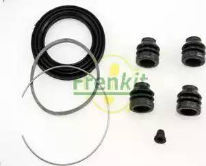 Frenkit 266002 - Ремкомплект, тормозной суппорт avtokuzovplus.com.ua