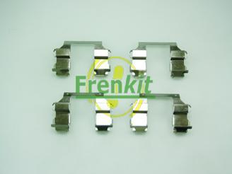 Frenkit 901103 - Комплектующие, колодки дискового тормоза autodnr.net