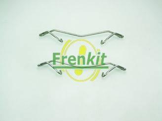 Frenkit 901121 - Комплектующие, колодки дискового тормоза autodnr.net