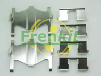 Frenkit 901204 - Комплектующие, колодки дискового тормоза avtokuzovplus.com.ua