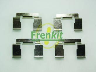 Frenkit 901235 - Комплектующие, колодки дискового тормоза autodnr.net