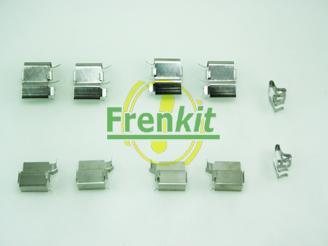 Frenkit 901240 - Комплектующие, колодки дискового тормоза avtokuzovplus.com.ua