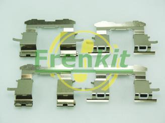 Frenkit 901631 - Комплектующие, колодки дискового тормоза avtokuzovplus.com.ua
