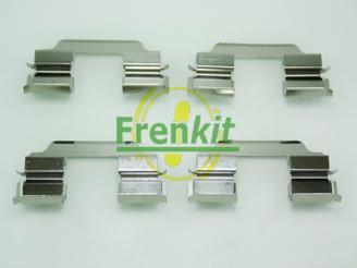 Frenkit 901648 - Комплектующие, колодки дискового тормоза avtokuzovplus.com.ua