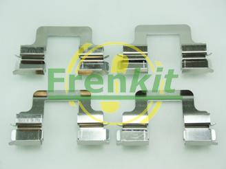 Frenkit 901679 - Комплектующие, колодки дискового тормоза avtokuzovplus.com.ua