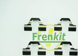 Frenkit 901684 - Комплектующие, колодки дискового тормоза avtokuzovplus.com.ua