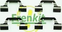 Frenkit 901685 - Комплектующие, колодки дискового тормоза avtokuzovplus.com.ua