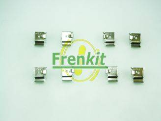 Frenkit 901697 - Комплектующие, колодки дискового тормоза autodnr.net