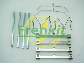 Frenkit 901701 - Комплектующие, колодки дискового тормоза avtokuzovplus.com.ua