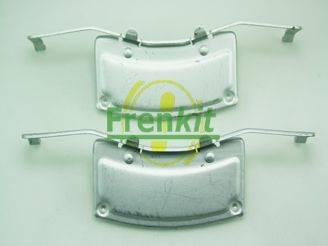 Frenkit 901706 - Комплектующие, колодки дискового тормоза avtokuzovplus.com.ua