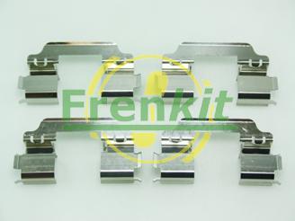 Frenkit 901707 - Комплектующие, колодки дискового тормоза avtokuzovplus.com.ua