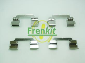 Frenkit 901716 - Комплектующие, колодки дискового тормоза avtokuzovplus.com.ua