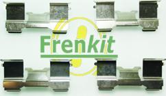 Frenkit 901726 - Комплектующие, колодки дискового тормоза autodnr.net