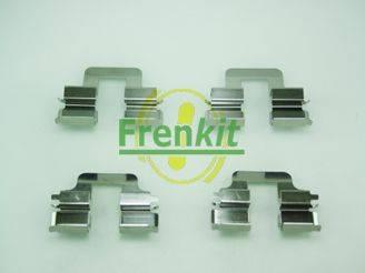 Frenkit 901731 - Комплектующие, колодки дискового тормоза avtokuzovplus.com.ua