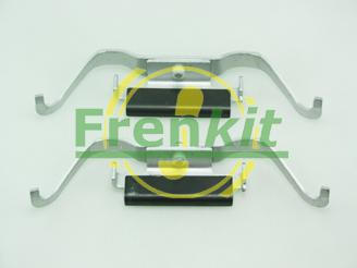 Frenkit 901747 - Комплектующие, колодки дискового тормоза avtokuzovplus.com.ua