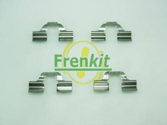 Frenkit 901749 - Комплектующие, колодки дискового тормоза avtokuzovplus.com.ua