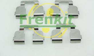 Frenkit 901835 - Комплектующие, колодки дискового тормоза avtokuzovplus.com.ua