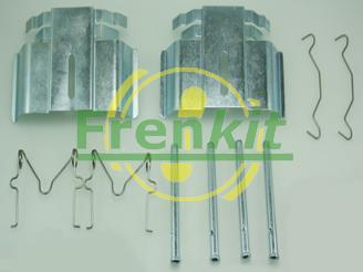 Frenkit 901836 - Комплектующие, колодки дискового тормоза avtokuzovplus.com.ua