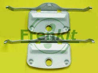 Frenkit 901882 - Комплектующие, колодки дискового тормоза avtokuzovplus.com.ua