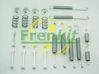 Frenkit 950569 - Комплектующие, тормозная колодка autodnr.net